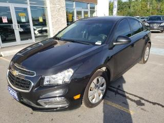 Used 2016 Chevrolet Cruze Limited LT 1LT for sale in Trenton, ON
