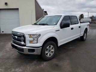 Used 2016 Ford F-150 CREW CAB 5.3L V8 4WD BACKUP CAMERA CRUISE TRAILER for sale in Trenton, ON