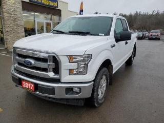 Used 2017 Ford F-150 XLT SUPERCAB 4X4 BACKUP CAM SPRAY LINER TOW PKG CR for sale in Trenton, ON