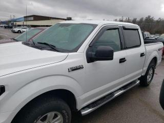 Used 2015 Ford F-150 XLT SUPERCREW 4X4 BKUP CAM WINDOW VENTS STEP UPS T for sale in Trenton, ON