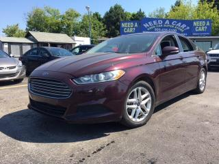 Used 2013 Ford Fusion SE 2.5L  ROOF ALLOYS CRUISE HANDS FREE for sale in Oshwa, ON