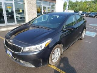 Used 2018 Kia Forte LX Automatic Blue tooth Steering Wheel Audio Contr for sale in Trenton, ON