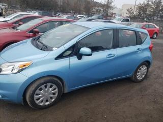 Used 2014 Nissan Versa Note 1.6 SV for sale in Trenton, ON