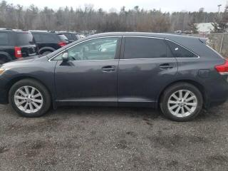 Used 2012 Toyota Venza AWD (A6) for sale in Trenton, ON