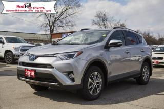 Used 2018 Toyota RAV4 Hybrid LE+ Hybrid Fuel Economy! for sale in Hamilton, ON