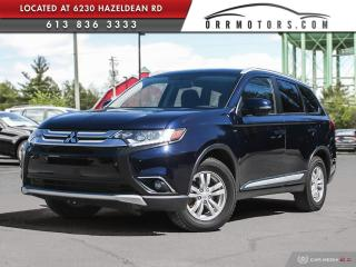 Used 2016 Mitsubishi Outlander 7 PASSENGER | AWD for sale in Stittsville, ON