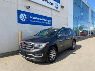 Used 2017 GMC Acadia SLE 2 / REVERSE CAM / BLUETOOTH / PWR PKG for sale in Edmonton, AB