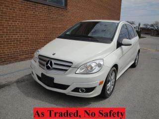 Used 2009 Mercedes-Benz B-Class B 200 for sale in Oakville, ON