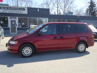 Used 2002 Honda Odyssey LX for sale in Winnipeg, MB
