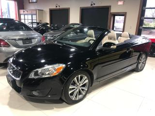 Used 2011 Volvo C70 Convertible for sale in Thornhill, ON