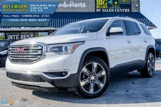 Used 2018 GMC Acadia SLT2 for sale in Guelph, ON