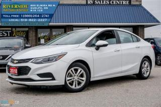 Used 2018 Chevrolet Cruze LT*BACK UP CAM for sale in Guelph, ON