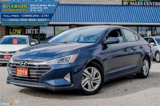 Used 2019 Hyundai Elantra Limited - Backup Cam - Heated Seats - Sunroof for sale in Guelph, ON