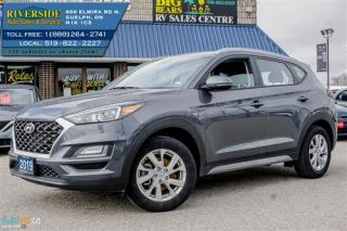 Used 2019 Hyundai Tucson Limited - Backup Cam - Blindspot Detection - Heated Seats - Heated Steering for sale in Guelph, ON
