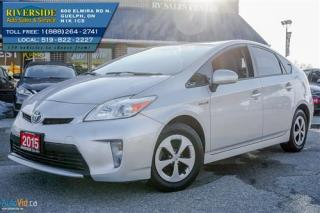 Used 2015 Toyota Prius Five for sale in Guelph, ON