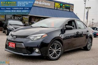 Used 2016 Toyota Corolla LE for sale in Guelph, ON