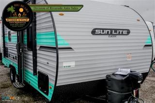 Used 2021 Sunset Park RV Sun Lite 23 WQBS for sale in Guelph, ON