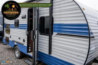 Used 2021 Sunset Park RV Sun Lite 21QB for sale in Guelph, ON