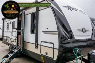 Used 2020 CRUISER RV RADIANCE R - 22RB for sale in Guelph, ON