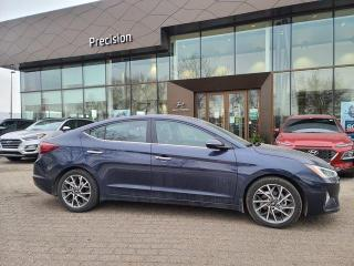 New 2020 Hyundai Elantra Ultimate for sale in Calgary, AB