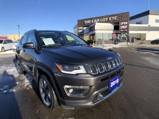 Used 2018 Jeep Compass Limited AWD for sale in Sudbury, ON