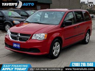 Used 2015 Dodge Grand Caravan American Value Pkg for sale in Hamilton, ON