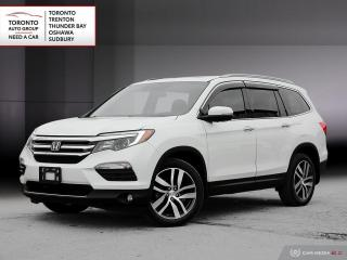Used 2016 Honda Pilot TOURING | LEATHER | NAVIGATION | ROOF | AWD for sale in Scarborough, ON