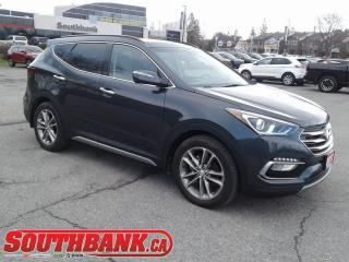 Used 2017 Hyundai Santa Fe Sport Limited for sale in Ottawa, ON