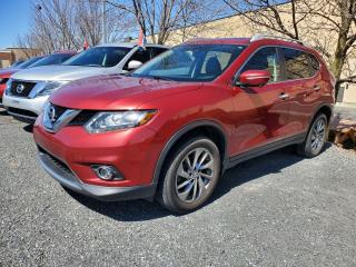 Used 2015 Nissan Rogue SL for sale in Drummondville, QC
