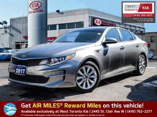 Used 2017 Kia Optima LX+ for sale in Toronto, ON