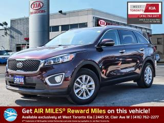 Used 2016 Kia Sorento 2.4L LX for sale in Toronto, ON