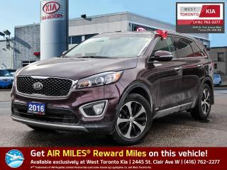 Used 2016 Kia Sorento 2.0L EX for sale in Toronto, ON