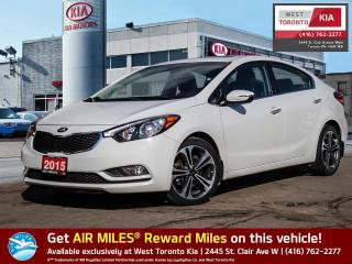 Used 2015 Kia Forte 2.0L EX for sale in Toronto, ON