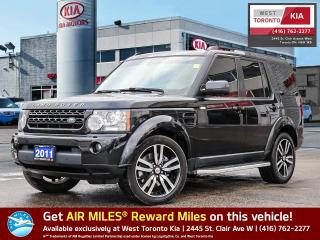 Used 2011 Land Rover LR4 for sale in Toronto, ON