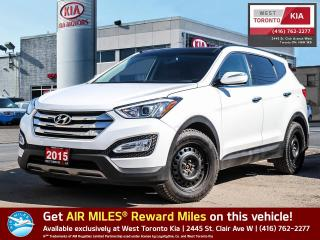 Used 2015 Hyundai Santa Fe Sport 2.4 Luxury for sale in Toronto, ON