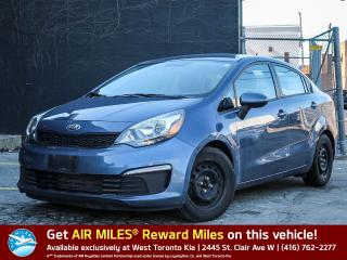Used 2016 Kia Rio LX+ for sale in Toronto, ON
