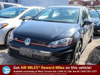Used 2015 Volkswagen Golf GTI 5-Door Autobahn for sale in Toronto, ON