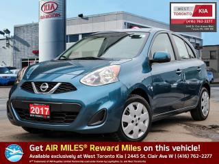 Used 2017 Nissan Micra SV for sale in Toronto, ON