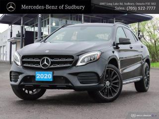 New 2020 Mercedes-Benz GLA 250 4 MATIC for sale in Sudbury, ON
