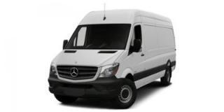 New 2017 Mercedes-Benz Sprinter Cargo Vans for sale in Sudbury, ON