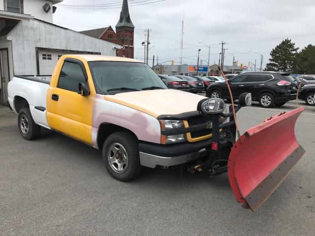 2003 Chevrolet Silverado 1500 ** SNOW PLOW, AS-IS ONLY NOT OFFERED CERTIFIED **