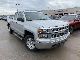 Used 2014 Chevrolet Silverado 1500 AS IS UN-CERTIFIED for sale in Midland, ON