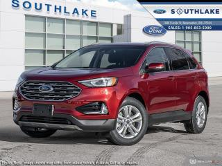 New 2019 Ford Edge SEL DEMO for sale in Newmarket, ON