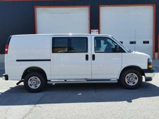 Used 2018 GMC Savana 2500 Cargo Van for sale in Jarvis, ON