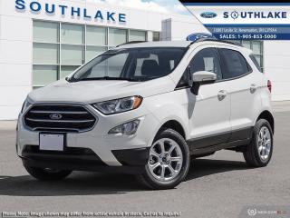 New 2018 Ford EcoSport SE for sale in Newmarket, ON