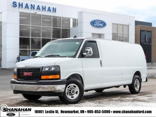 Used 2018 GMC Savana 2500 Work Van for sale in Newmarket, ON