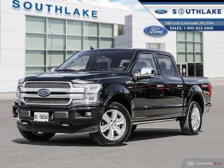 New 2020 Ford F-150 Platinum Sport Appearance for sale in Newmarket, ON