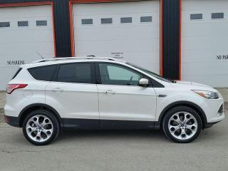 Used 2015 Ford Escape Titanium for sale in Jarvis, ON