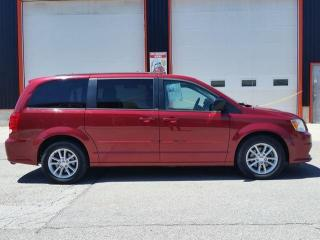 Used 2014 Dodge Grand Caravan SXT for sale in Jarvis, ON