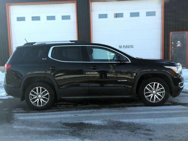 2019 GMC Acadia SLE AWD